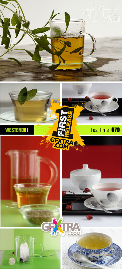 WestEnd61 Vol.070 Tea Time