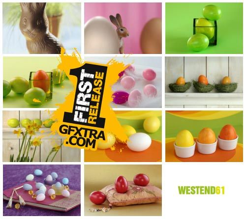 WestEnd61 Vol.071 Colourful Easter