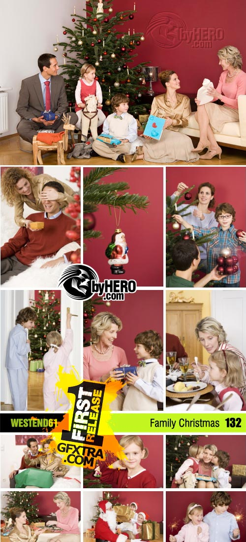 WestEnd61 Vol.132 Family Christmas