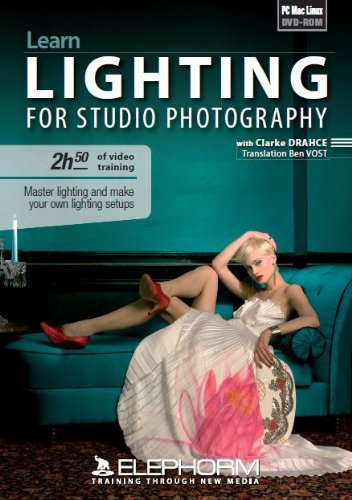 Learn Lighting for Studio Photography ENG/FR - Elephorm