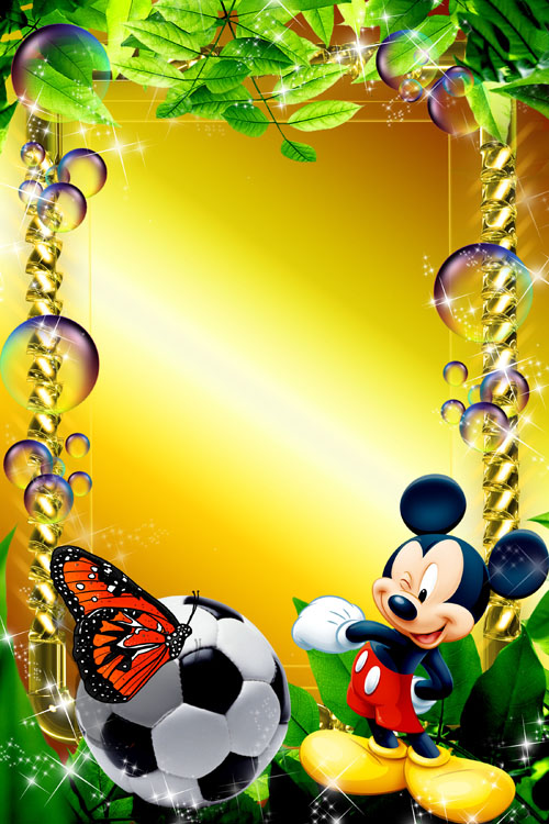 mickey mouse photo frame - Mickey Mouse Picture Frames