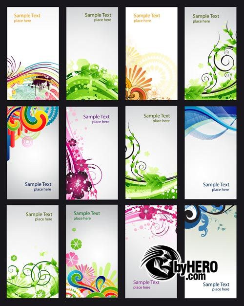 Business Cards 06 EPS Vector SS