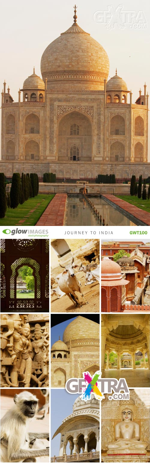 GlowImages GWT100 Journey to India