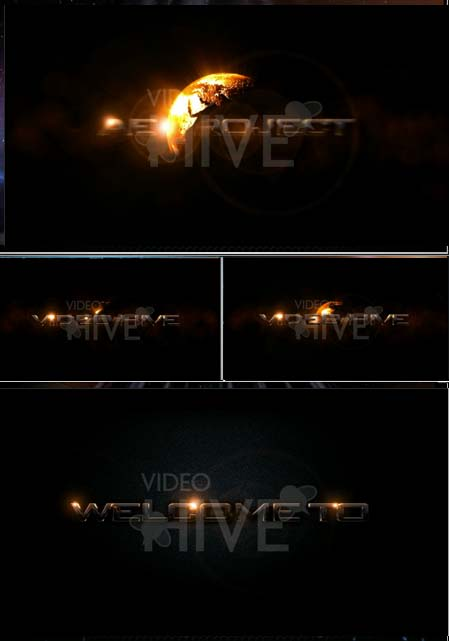 Videohive After Effects Project equilibrium 53657