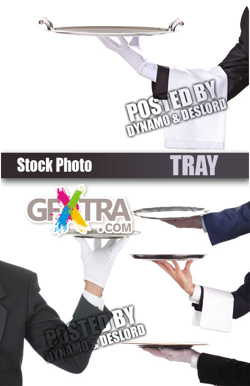 UHQ Stock Photo - Tray