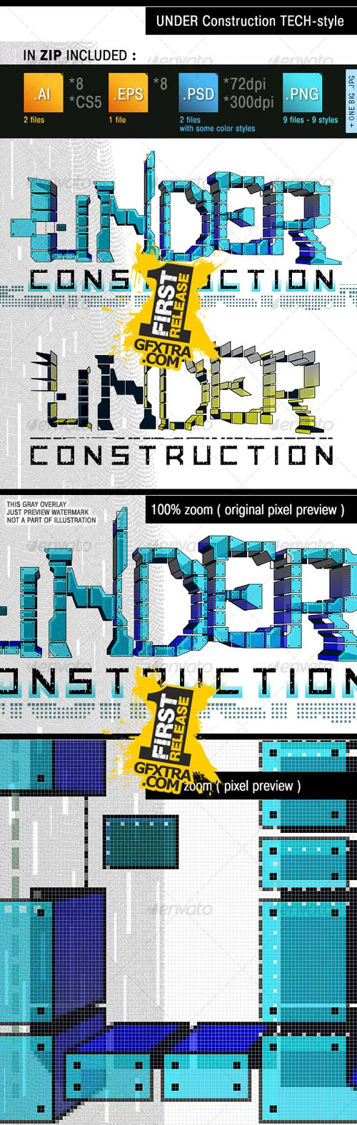 Under Construction Tech - GraphicRiver-REUPLOADED!