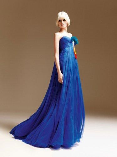 Abbey Lee Kershaw – Atelier Versace S/S 2011 LookBook