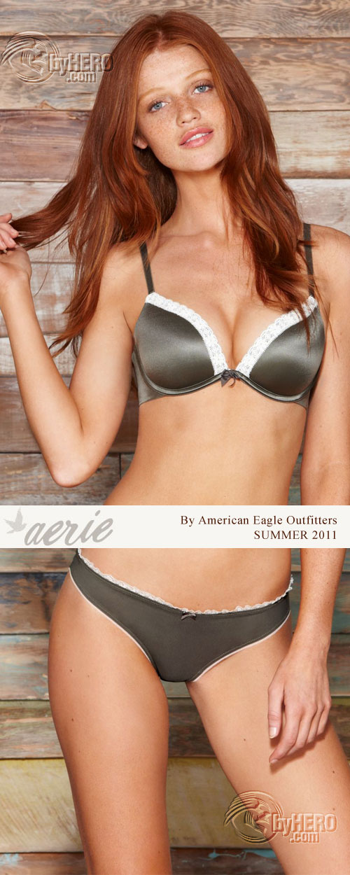 Aerie By American Eagle Outfitters Summer 2011 Catalog, Cintia Dicker