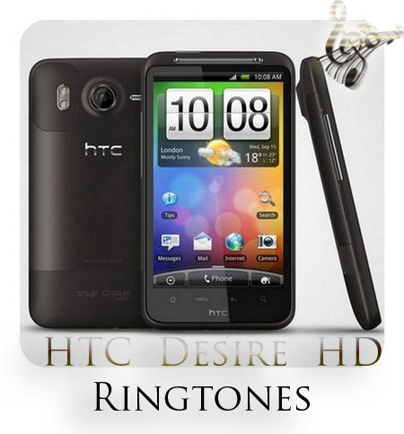 HTC Desire HD Ringtones