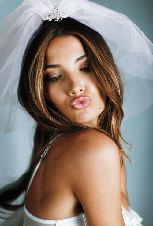 Victoria\'s Secret - Sexy Little Thinks, Bride Photoshoot and Video, Lily Aldridge
