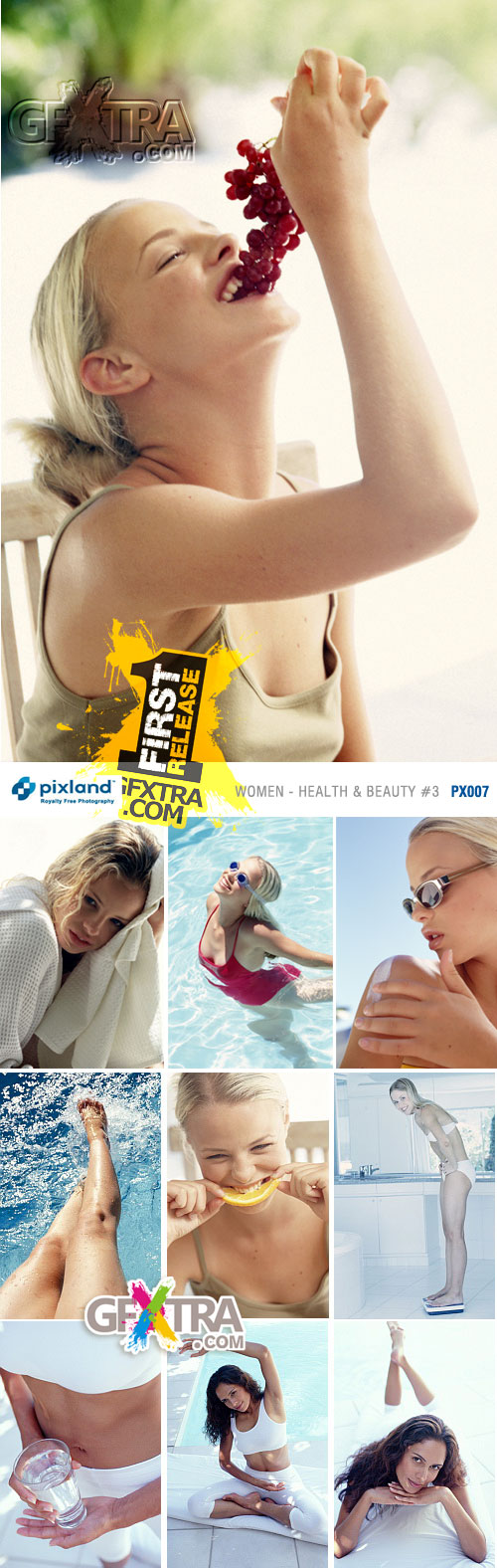 Pixland PX007 Women - Health & Beauty #3
