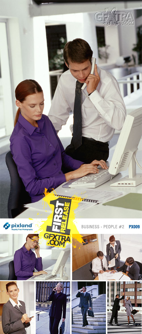 Pixland PX009 Business - People #2