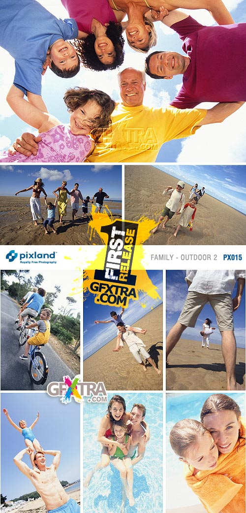 Pixland PX015 Family Outdoor-2