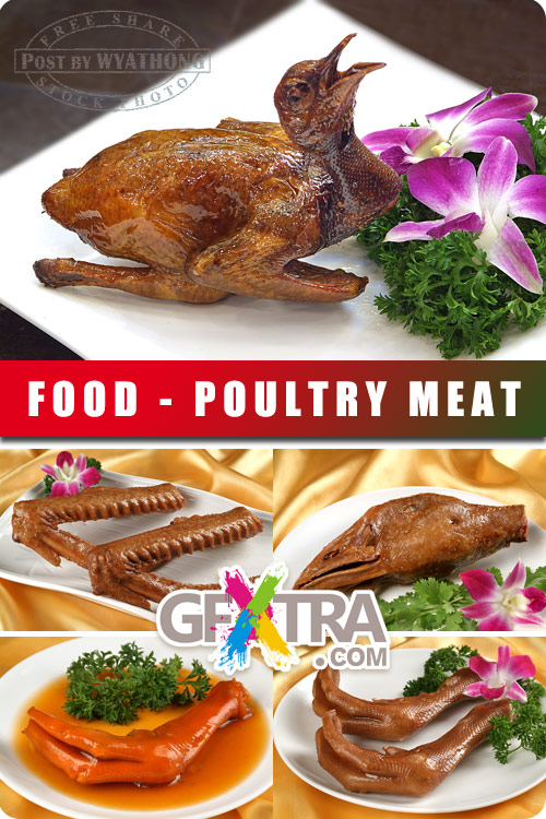 Stock Photo - Poultry Meat