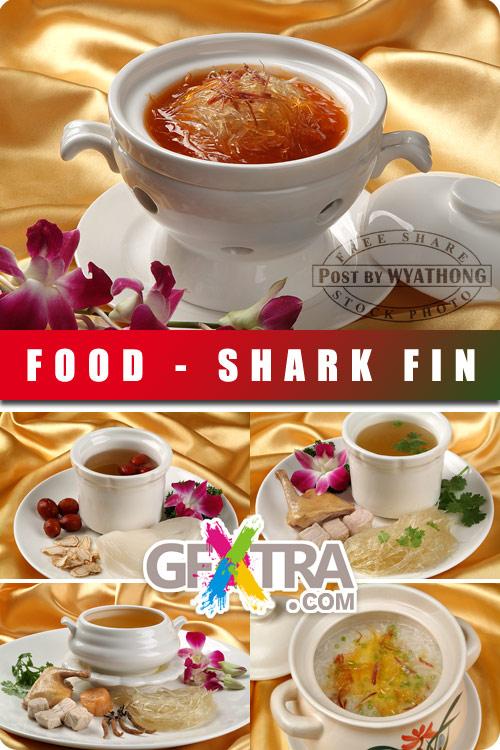 shark fin cartoon. Stock Photo - Shark Fin 2