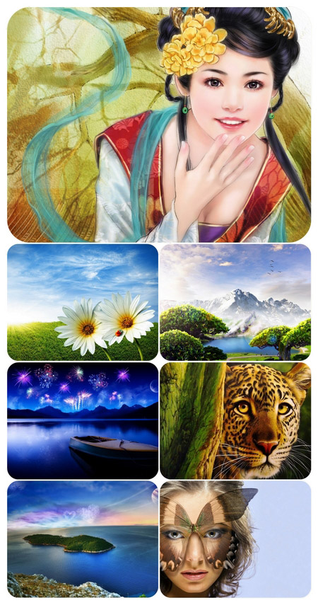 Beautiful Mixed Wallpapers Pack112