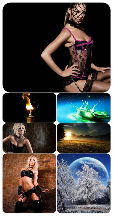 Beautiful Mixed Wallpapers Pack113