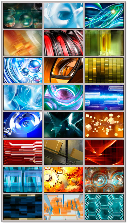 Abstract Backgrounds - PSD