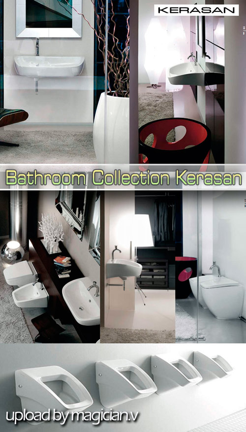 3D models of Bathroom Collection Kerasan
