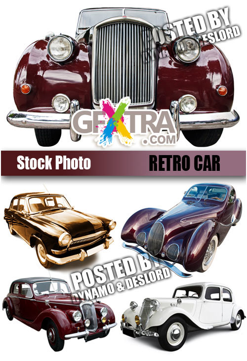 Retro car - UHQ Stock Photo