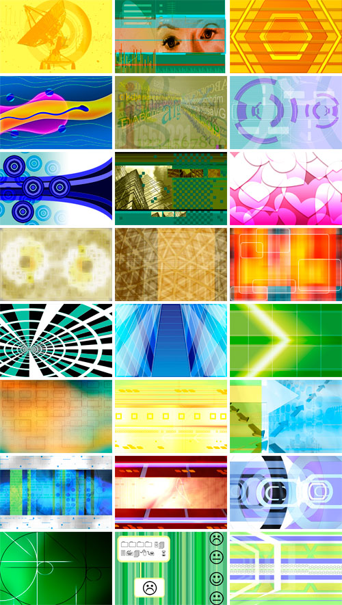 PSD Source - Geometrical background 3