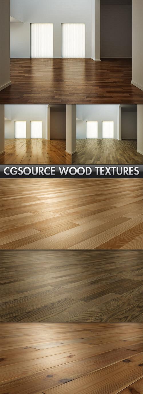 CG-Source Wood Floor & Wood Board Textures