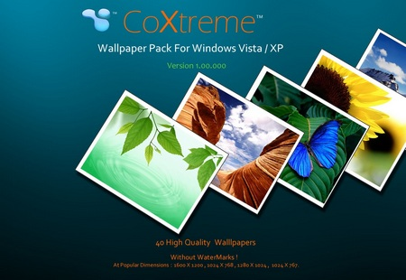 CoXtreme Wallpaper Pack