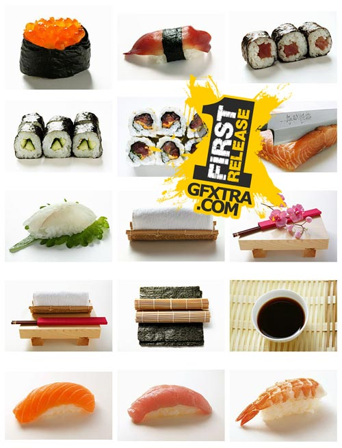 FoodCollection FDC007 Super Sushi