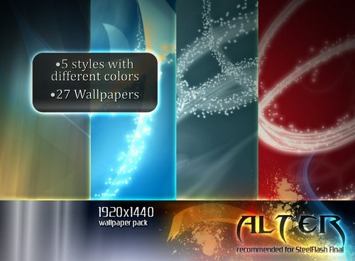 Wallpaper Pack - Alter