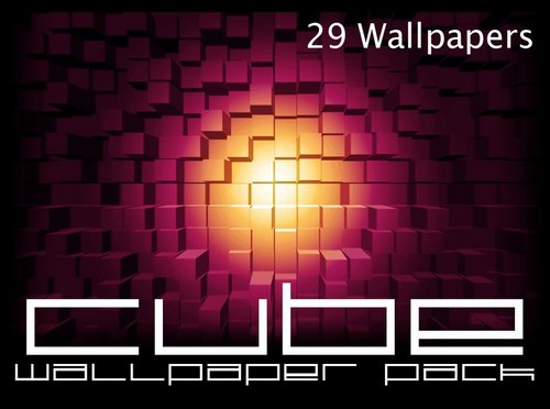 Cube Wallpaper Pack