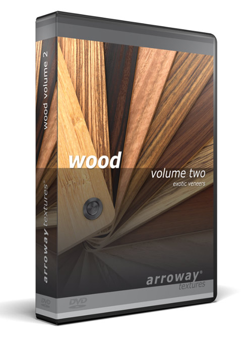 Arroway textures wood Vol. 2 - Exotic Veneers