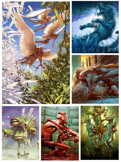 Artist Jim Murray