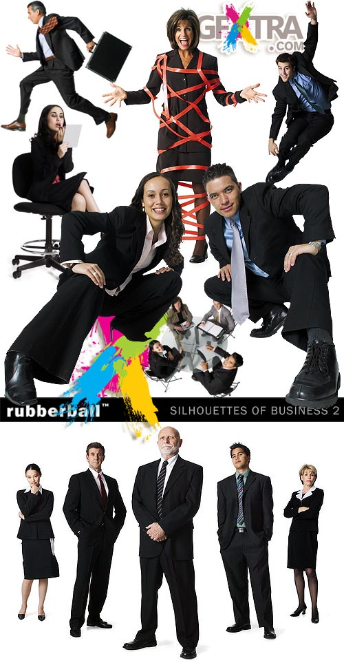 RubberBall - Silhouettes of Business 2