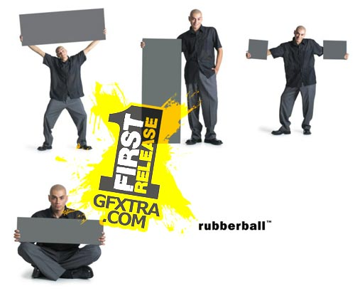 RubberBall RBMH Your Message Here