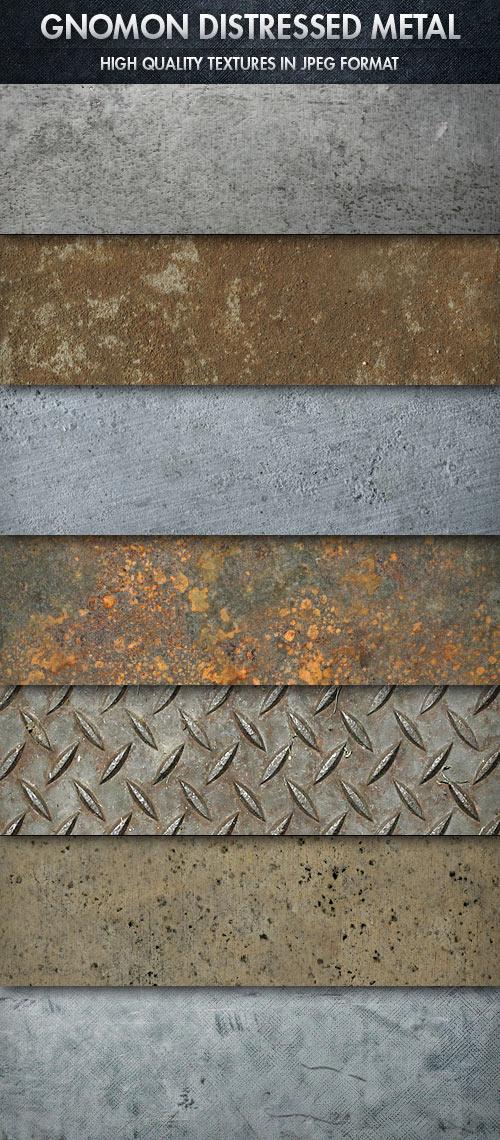 Gnomon Workshop - Metal Textures
