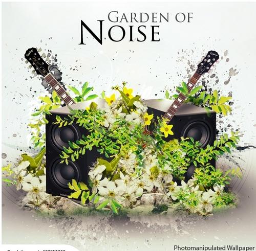خلفيات الحديقه الموسيقيه
