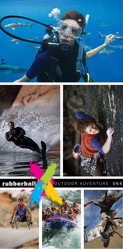 RubberBall RB064 Outdoor Adventures
