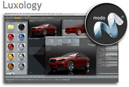 Luxology Modo v501.43413 SP4 Win/MacOsx