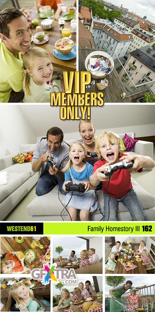 Westend61 Vol.162 Family Homestory III