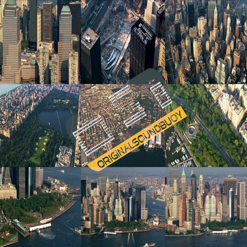 Artbeats - New York City Aerials HD Vol2