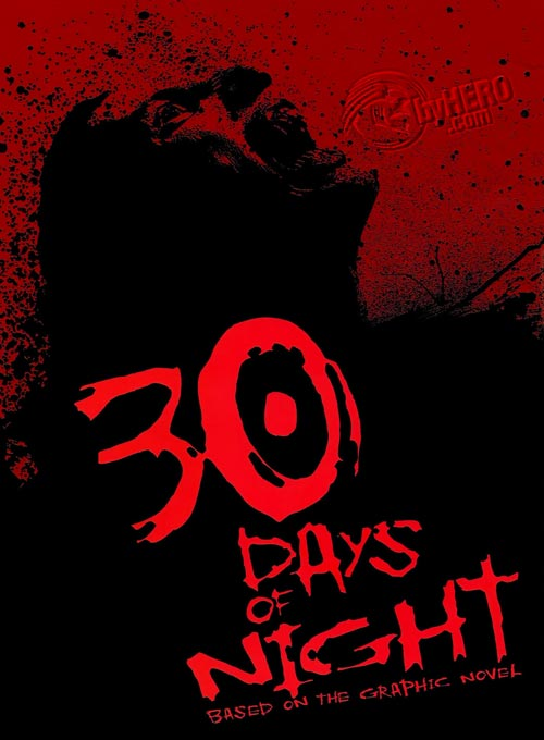 30 Days of Night, 52 Comic Magazines HQ Scans