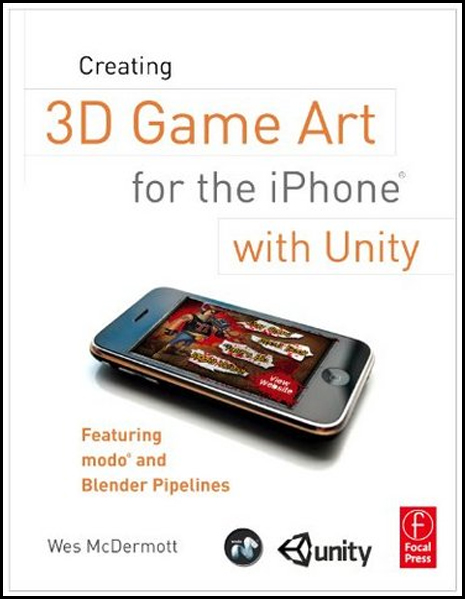 3D Tutorials - Creating 3D Game Art for the iPhone with Unity