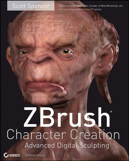 ZBrush Character Creation - Advanced Digital Sculpting