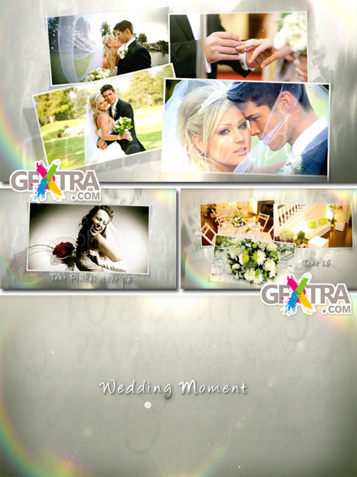 Wedding Moment - Project for After Effects (Videohive)