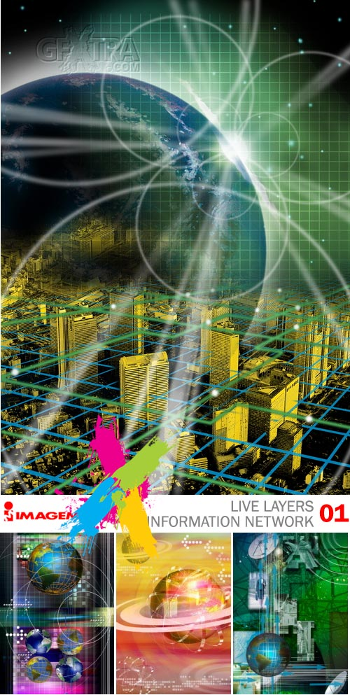 ImageMore Live Layers 01 - Information Network