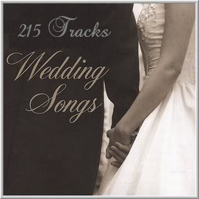 Wedding Songs - VA 2011, 215 mp3