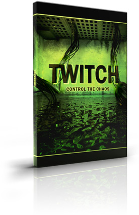 Video Copilot Twitch AE, Control the Chaos, CS5 Ready, Win/Mac