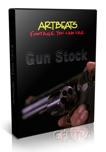 Gun Stock, 49 Clips - Artbeats