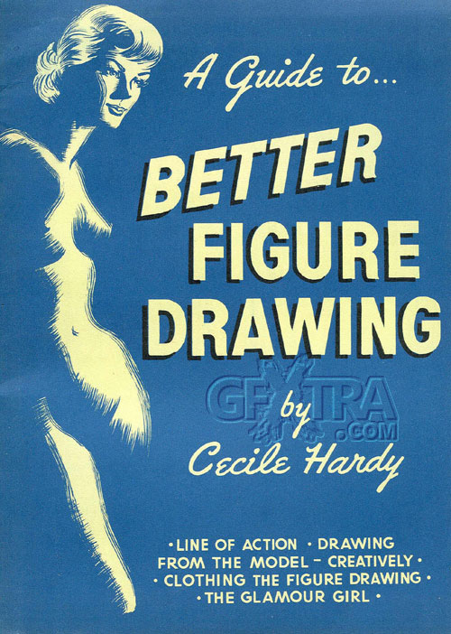 A Guide to Drawing the Female Figure by Cecile Hardy