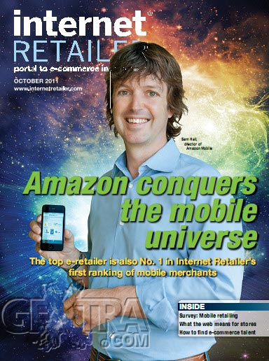 Internet Retailer Magazine October 2011